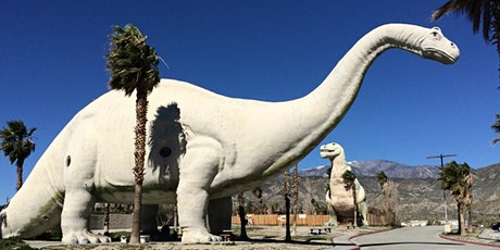 Escape the Cabazon Movie Famous Dinosaurs 5K tickets