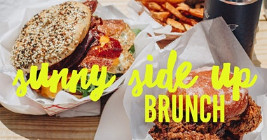 Sunny Side Up Brunch at Hitchhiker Allentown Pop-up