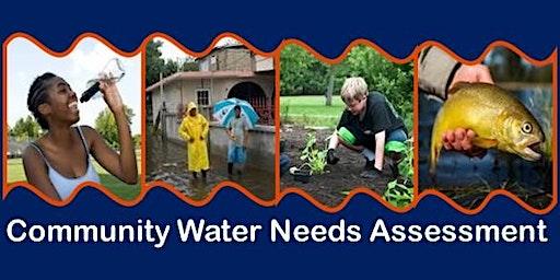 Antioch Water Needs Assessment