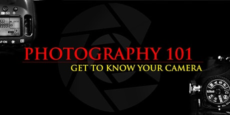 Know Your New Camera tickets
