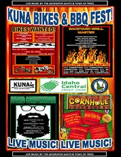 Kuna Bikes & BBQ Fest tickets