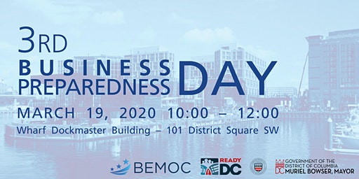 3rd Quarterly Business Preparedness Day