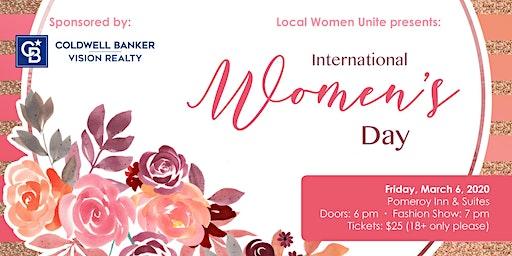International Women's Day 2020 - Vendors Only