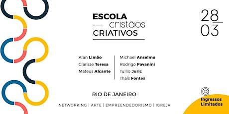 Escola Cristãos Criativos | Rio de Janeiro ingressos