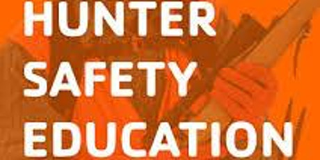 Hunters Safety Class tickets
