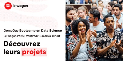 [Bootcamp Data Science ] Le Wagon Demo Day