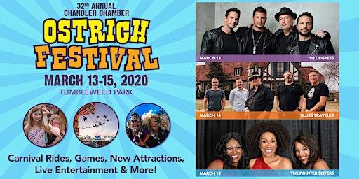 32nd Annual Ostrich Festival