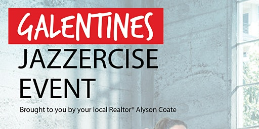 Galentines Jazzercise event