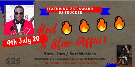 Red Hot & Blue Affair tickets