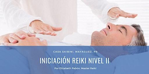 Iniciación Reiki Nivel II