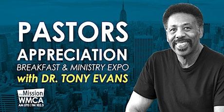 Pastors Appreciation Breakfast & Ministry Exhibition tickets