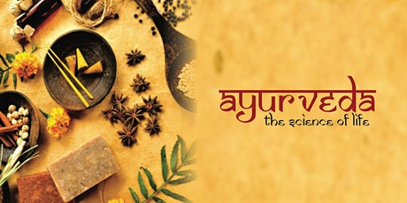 Intro to Ayurveda: Understanding Your Nature tickets
