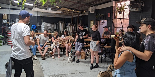 Collingwood Puppy Pub Crawl