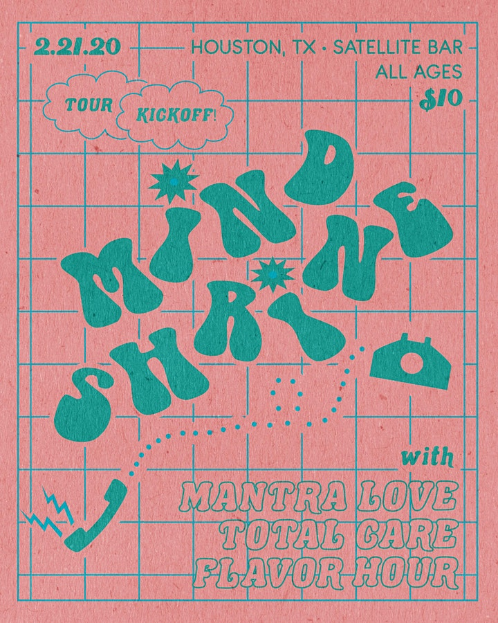 Mind Shrine Tour Kickoff w/ Mantra Love, Total Care, Flavor Hour image