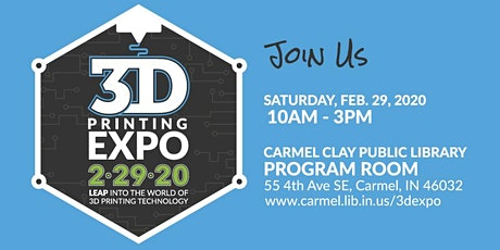 3D Printing Expo tickets