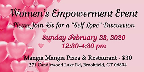 """Women's Empowerment -"""" Self Love"""" Discussion tickets"""