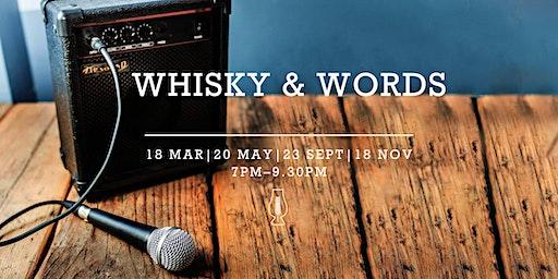 Whisky & Words :: Poetry & Spoken Word Night