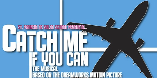 Catch Me If You Can - April 18