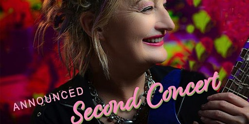 SECOND CONCERT - An Intimate Evening With Musical Legend  - Jane Siberry