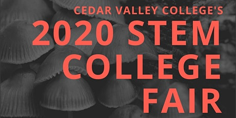 2020 STE(A)M College Fair tickets