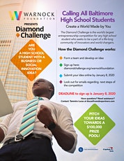 Baltimore City Diamond Challenge Pitch Competition tickets