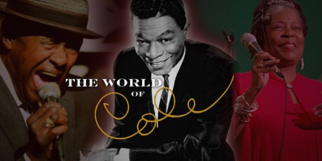 The Great Songs of Nat 'King' Cole with Maurice and Debbie tickets
