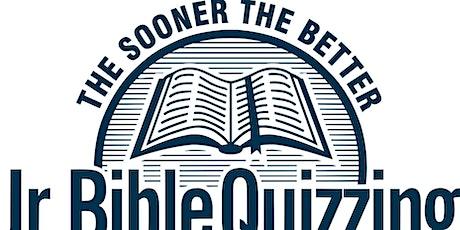 2020 South Central Region Junior Bible Quizzing Extravaganza - Mesquite, Texas tickets