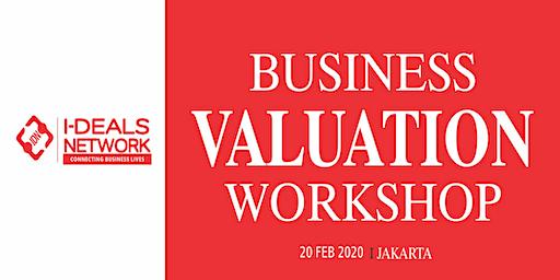 Business Valuation Workshop | 20th Feb'20 | Jakarta