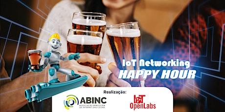 IoT Networking Happy Hour ingressos