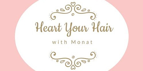 Heart Your Hair w/ Monat tickets