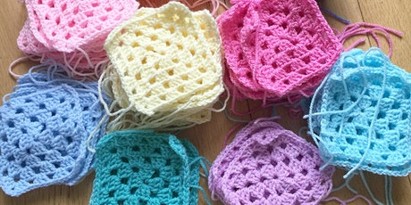 Beginner's Crochet - Learn to Crochet a Granny Square tickets