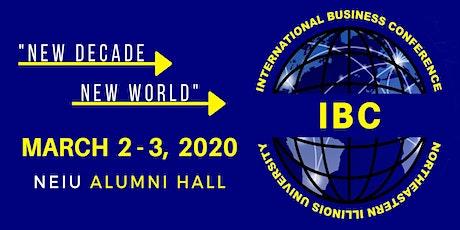 NEIU International Business Conference 2020 tickets