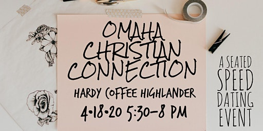 Omaha Christian Connection Speed Dating