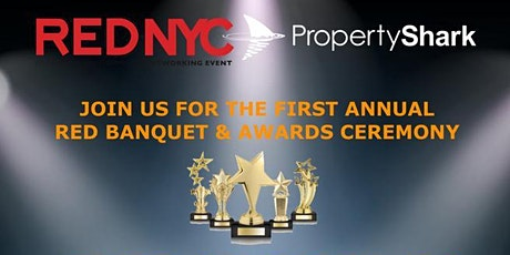 REDinNYC and PropertyShark Awards ceremony tickets