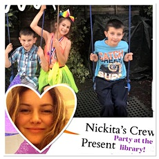 Nickita's Crew presents Party at the library tickets