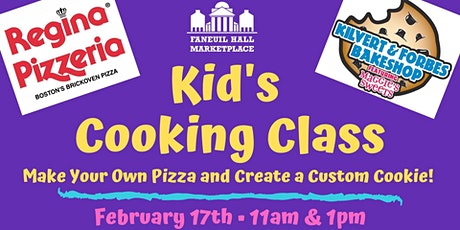 Kids' Cooking Class at Faneuil Hall Marketplace tickets