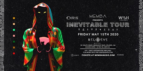 Memba - Inevitable Tour w/ Gilligan Moss | Wish Lounge @ IRIS | Friday May 15 tickets