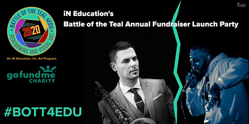 iN Education's Battle of the Teal Annual Fundraiser Launch Party