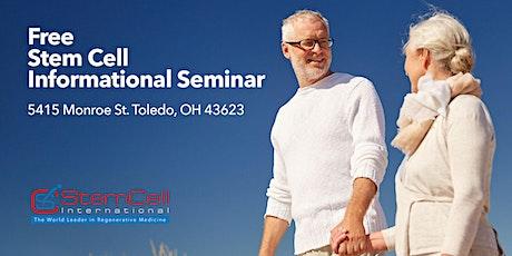 FREE Informational Stem Cell Seminar tickets