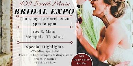 409 South Main Bridal Expo tickets