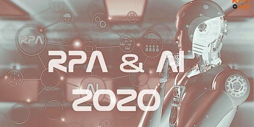 Congresso Nazionale sulla Robotic Process Automation & AI (RPA & AI 2020)