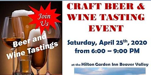 Craft Beer & Wine Tasting Event