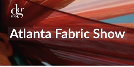 ATLANTA FABRIC SHOW tickets