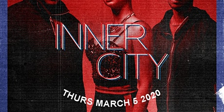 INNER CITY (live) + Touch Sensitive  at 1015 Folsom tickets