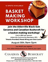 Basket Making Workshop