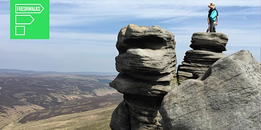 Kinder Edges: Freshwalks Netwalking Event