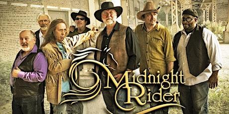 Midnight Rider & Soundz of Santana tickets