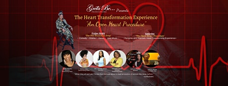 The Heart Transformation Experience tickets
