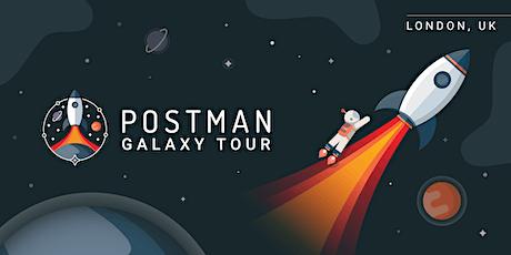 Postman Galaxy Tour: London tickets