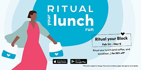 Ritual Your Block - New York City tickets